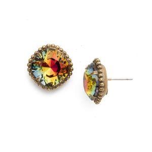 Sorrelli Volcano Essentials Stud Earrings